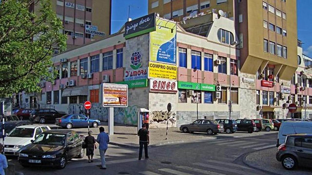 Centro Comercial d' Amora