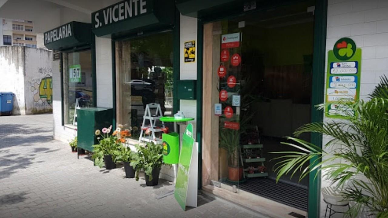Papelaria São Vicente