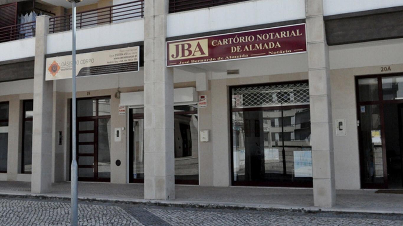 Cartório Notarial em Almada - José Bernardo Almeida