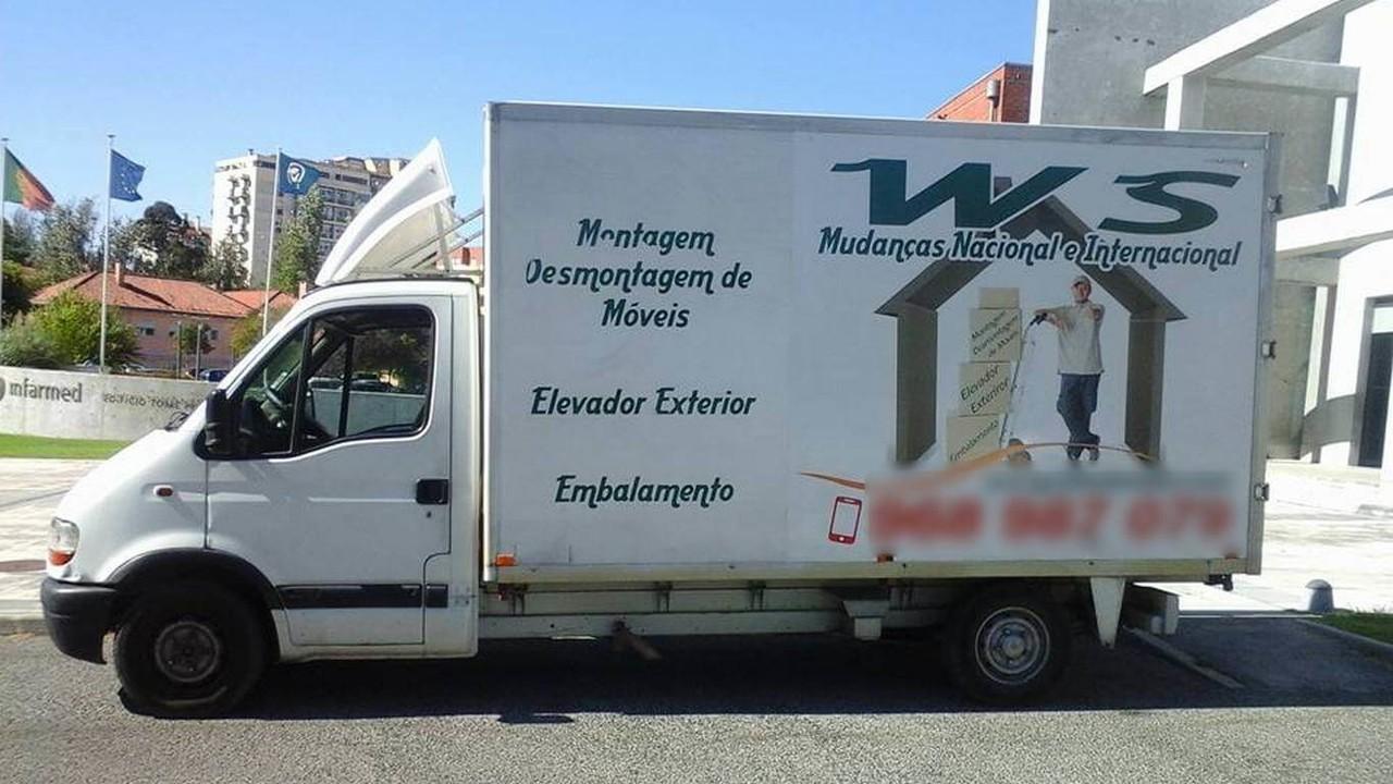 W.S. Transportes & Mudanças