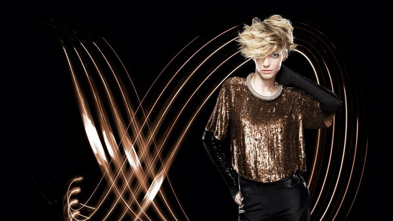 Hair Fashion - Modelo