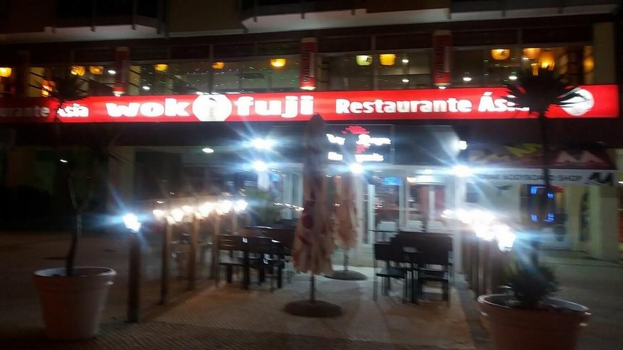 Wok Fuji - Restaurante Ásia