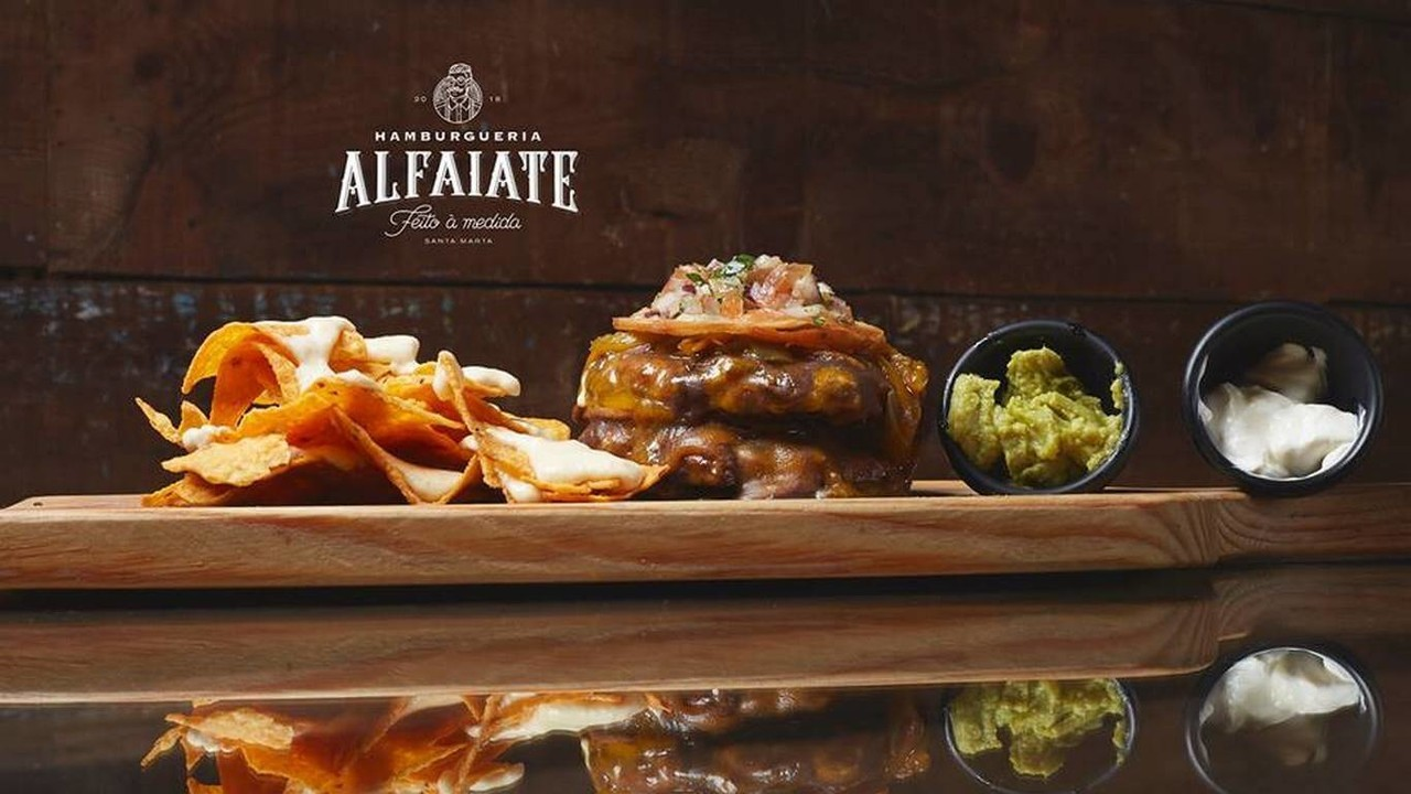 Hamburgueria Alfaiate
