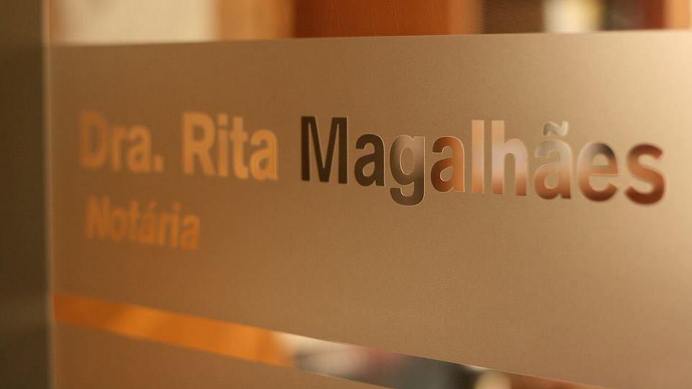 Rita Magalhães - Notária