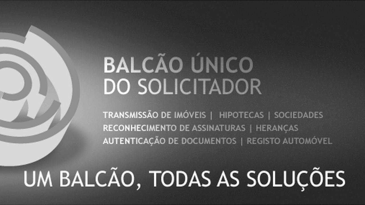 Balcão Único de Solicitador José Mário M. Santiago