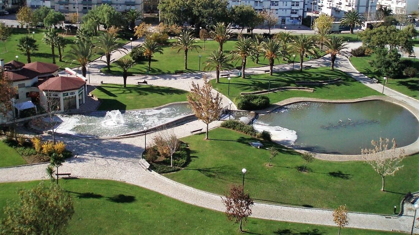 Parque Urbano das Paivas