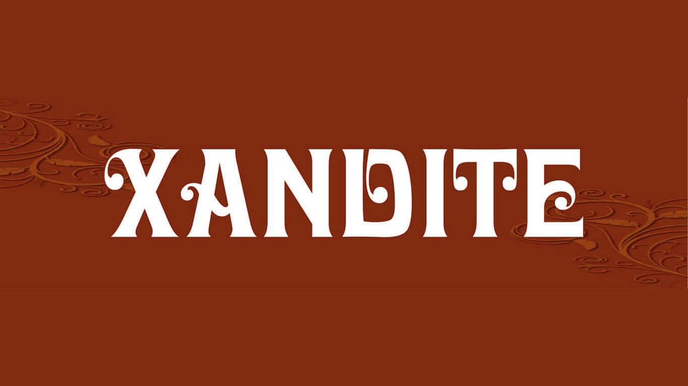 Xandite - Paivas