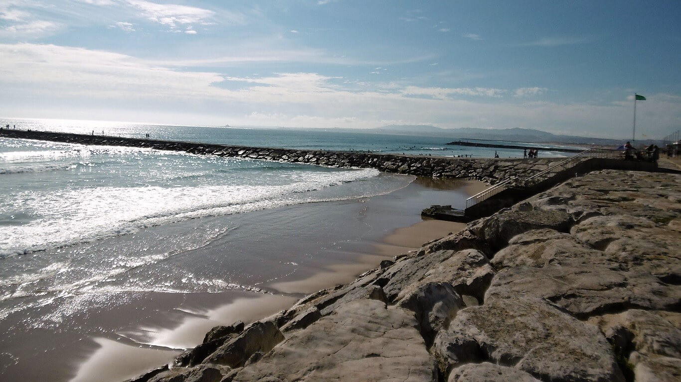 Praias de S. João da Caparica