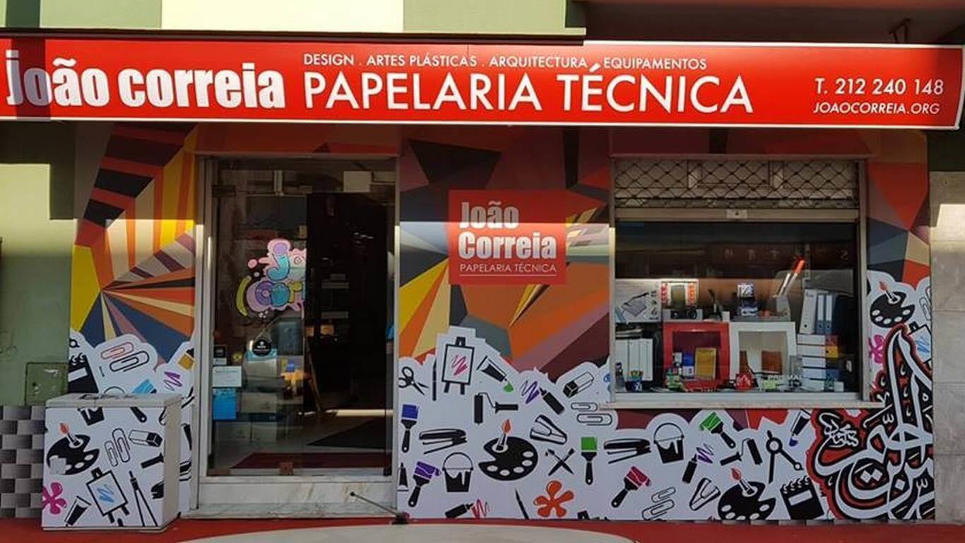 Papelaria João Correia