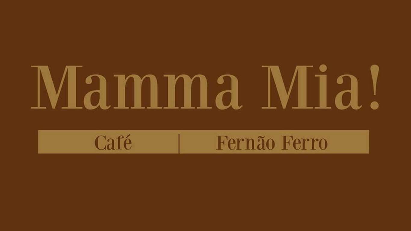 Pastelaria Mamma Mia Café