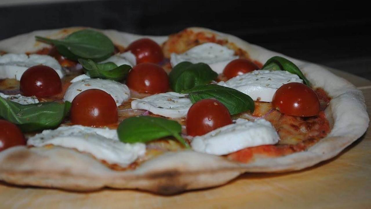 Pizza na Lenha