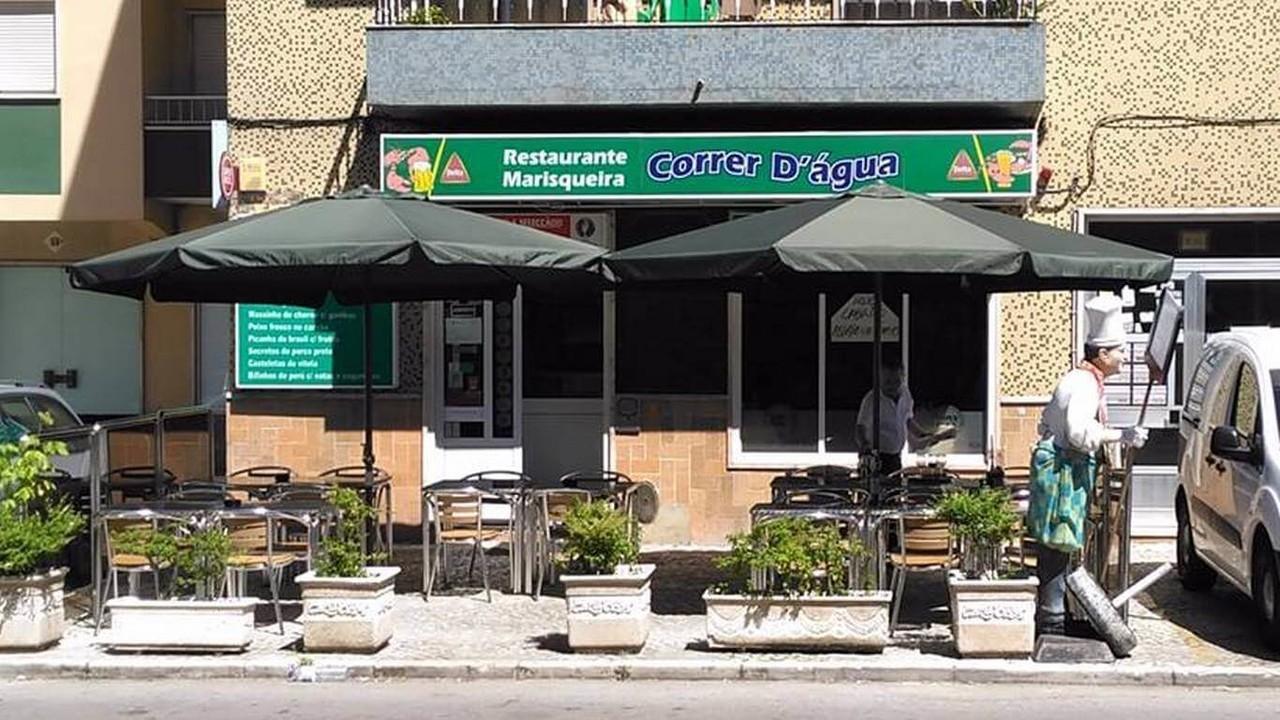 Restaurante Correr D'água
