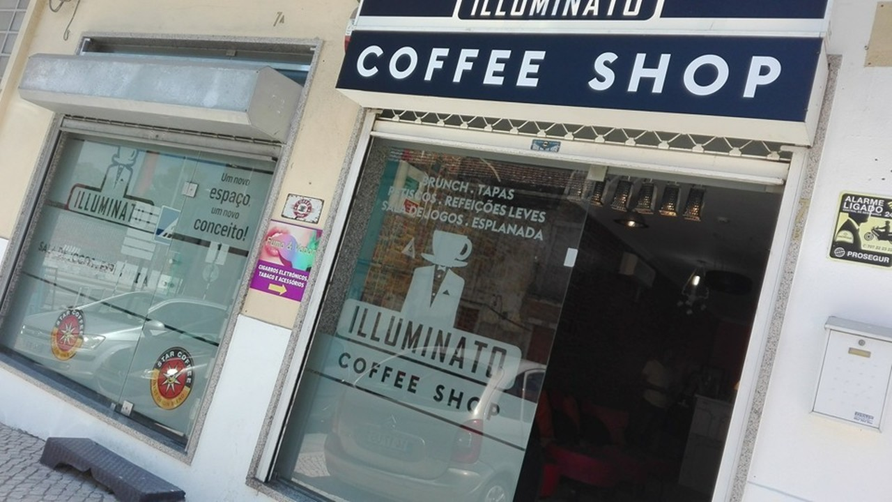 Illuminato Coffee Shop